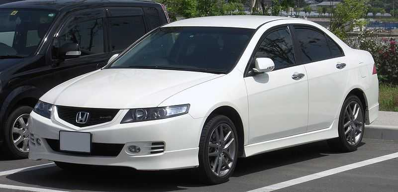 Brand new Honda Accord