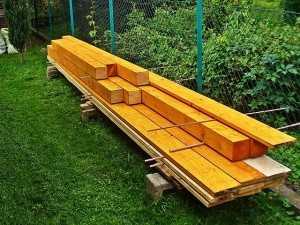 Types of wood in Ogden