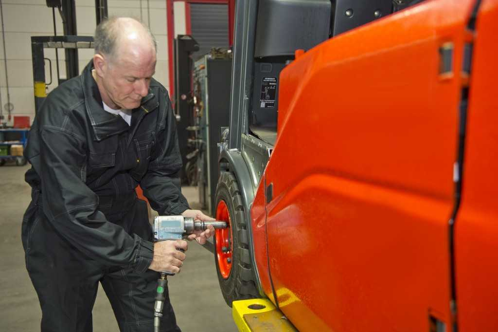 Forklift Repair in Sydney