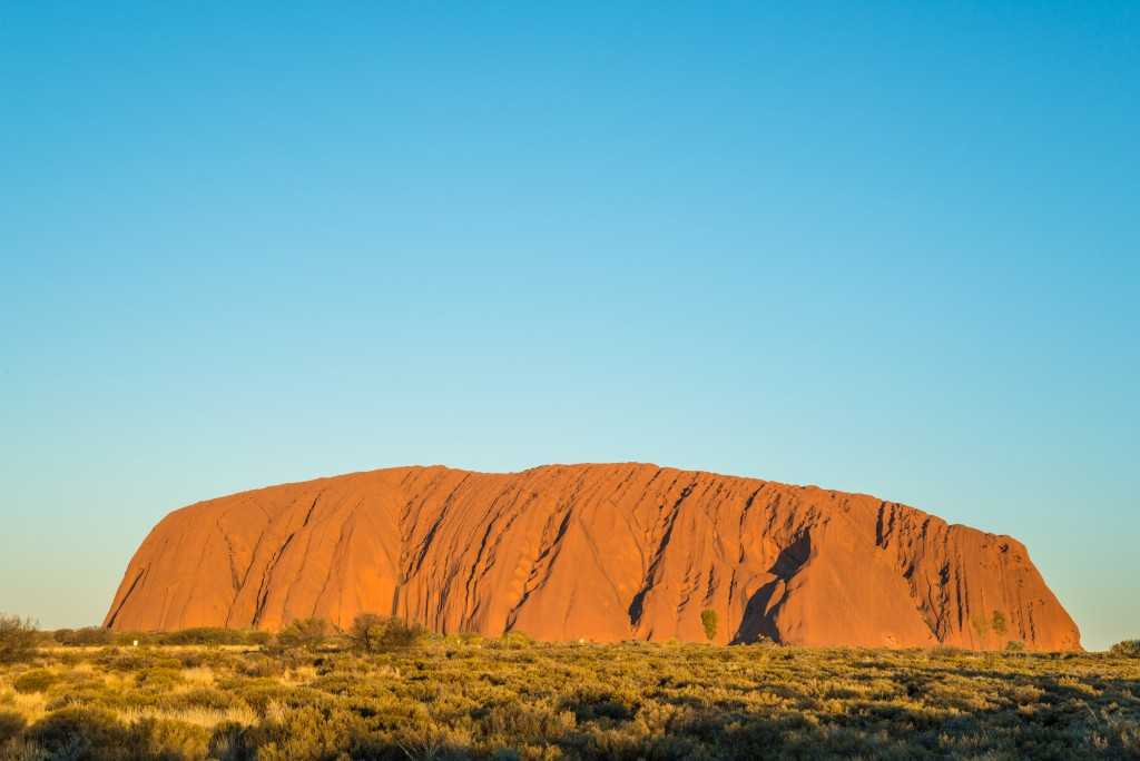Attractions in Uluru