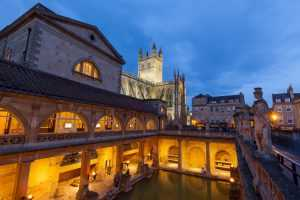 Life in the City of Bath