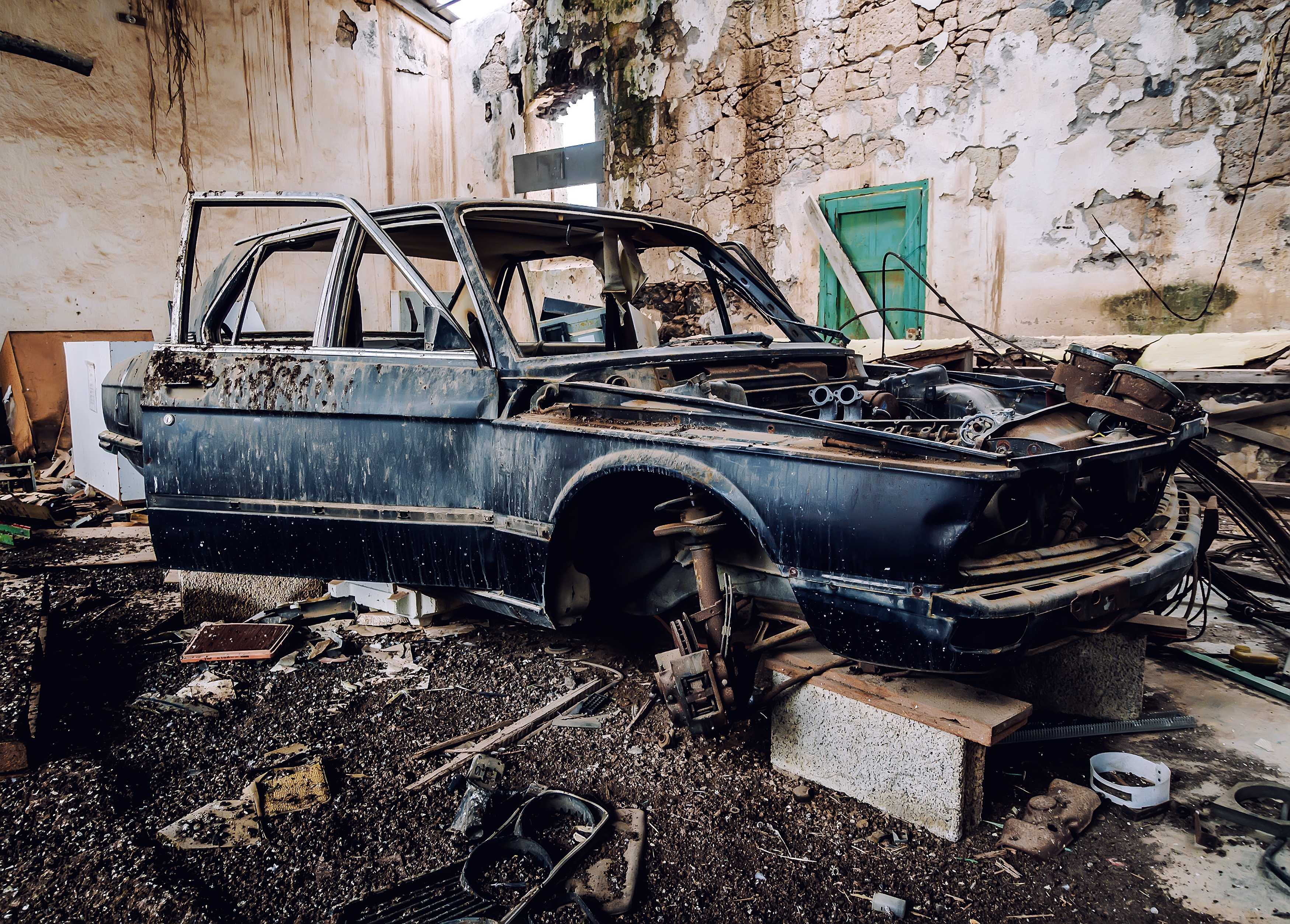 car wreckers in Christchurch