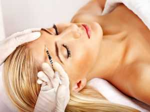 Women Getting Cosmetic Treatment