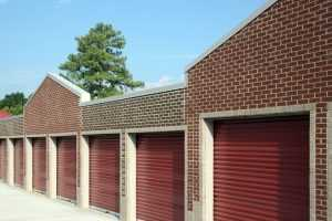 Self storage as a form of commercial property