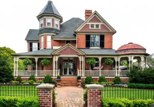 Big Victorian House