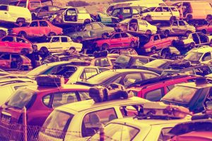 Car Scrappage yard