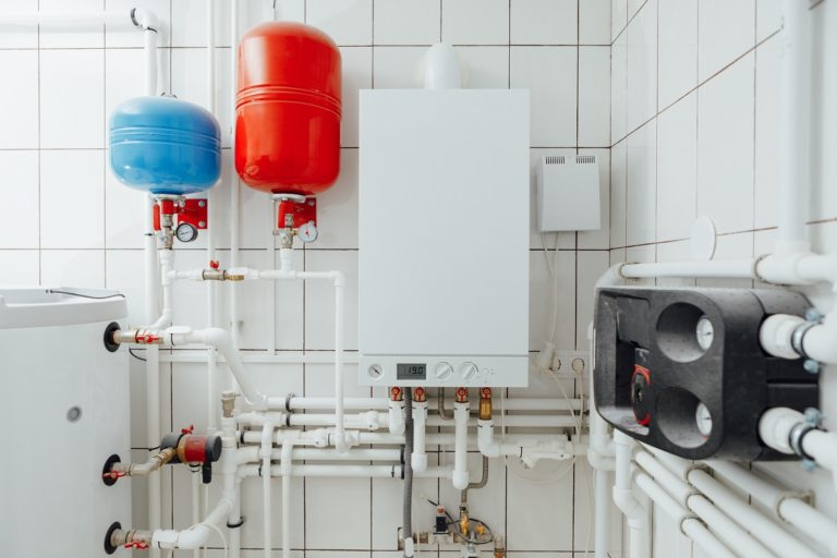 Residential water heating system
