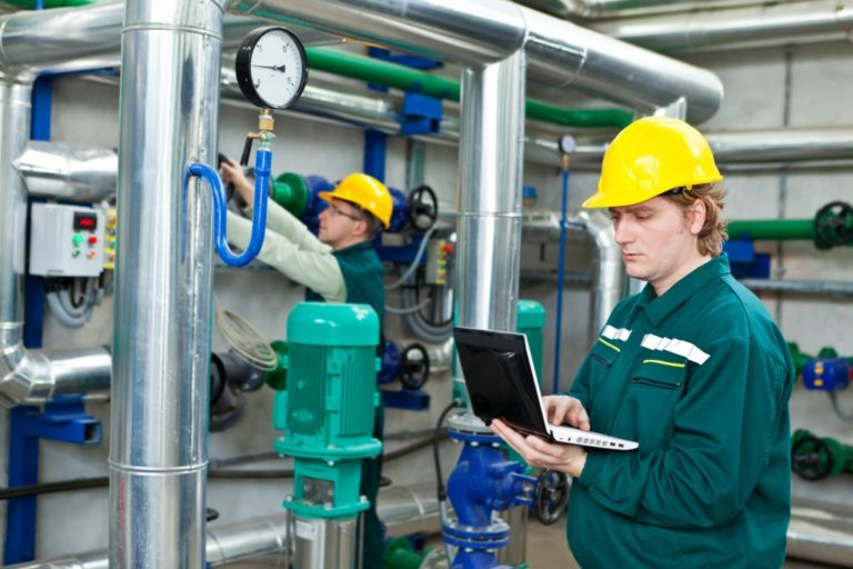 inspection and monitoring of machines