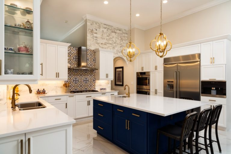 beautiful victoria-designed residential kitchen