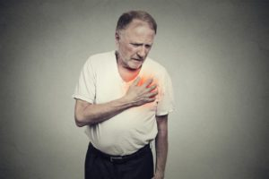 chest inflammation