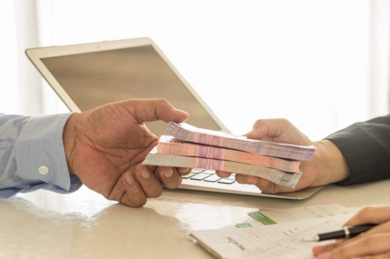 loaning cash