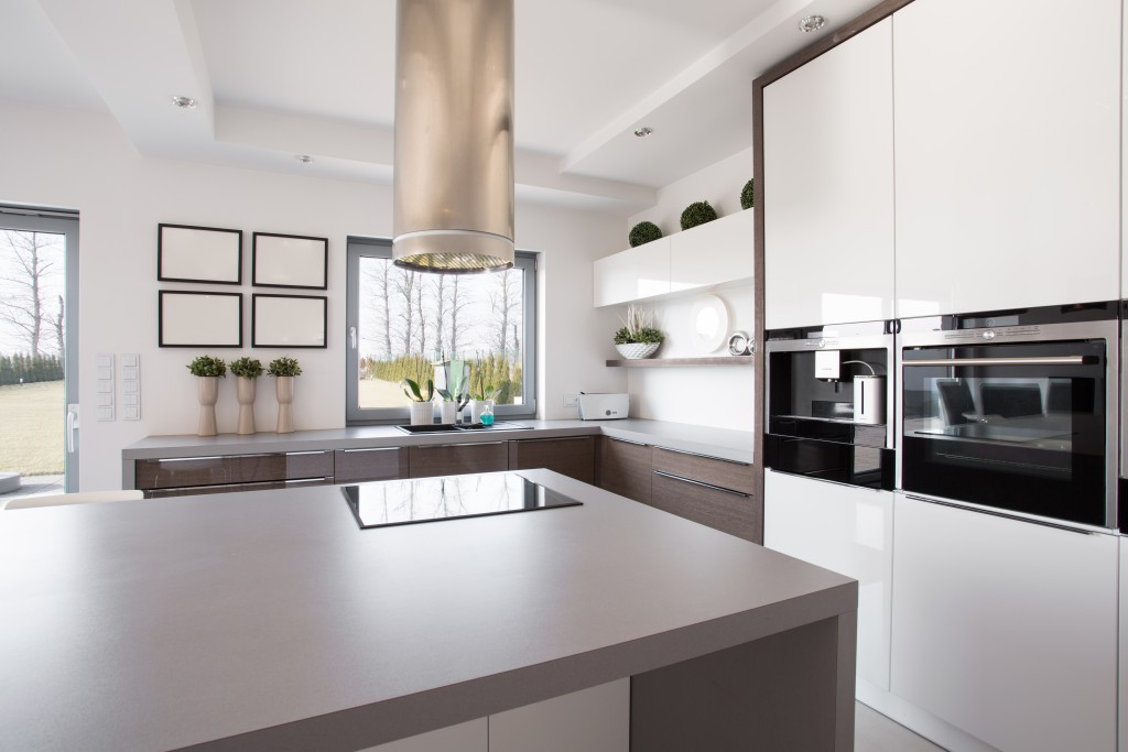 Kitchen interior layout