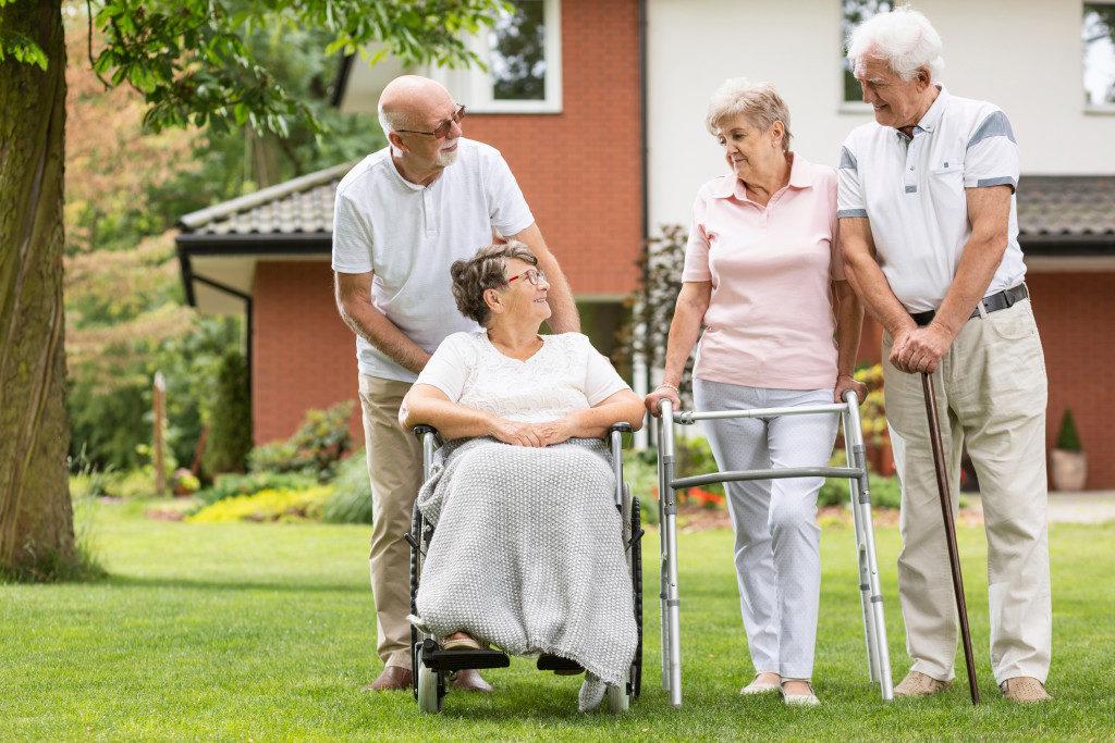 nursing home seniors