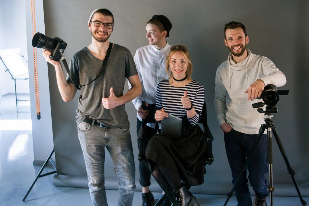 photography crew