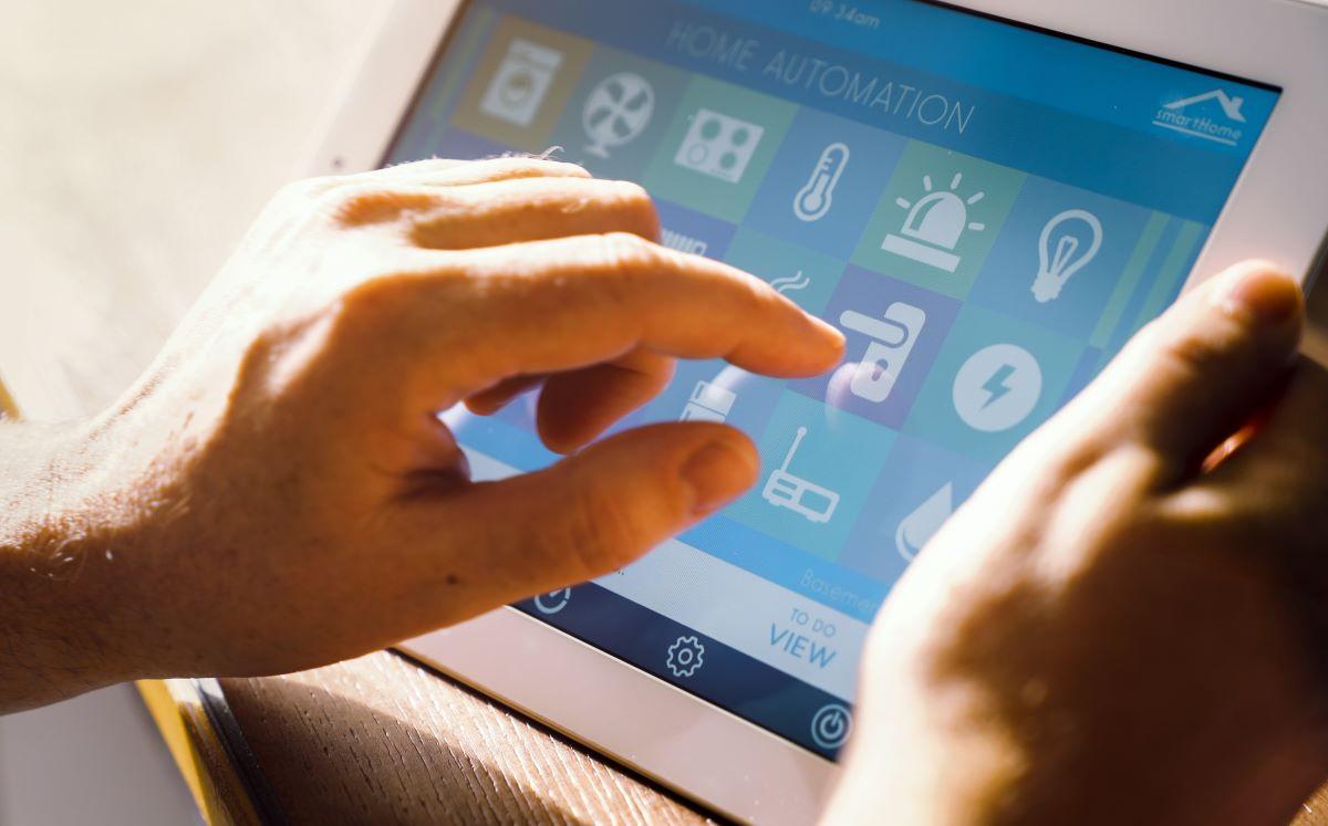 smart home remote controller