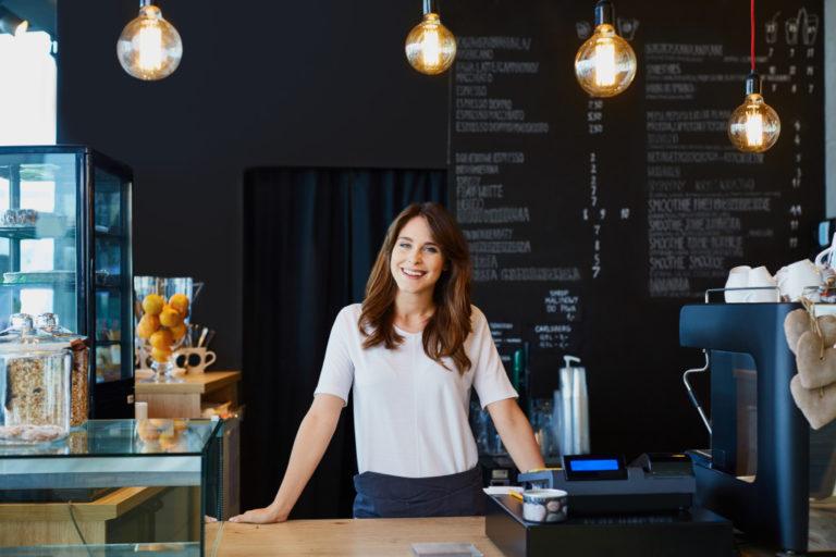coffeeshop owner