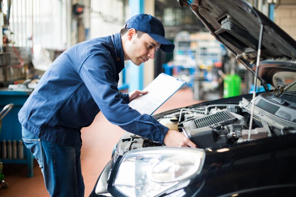 car repairman
