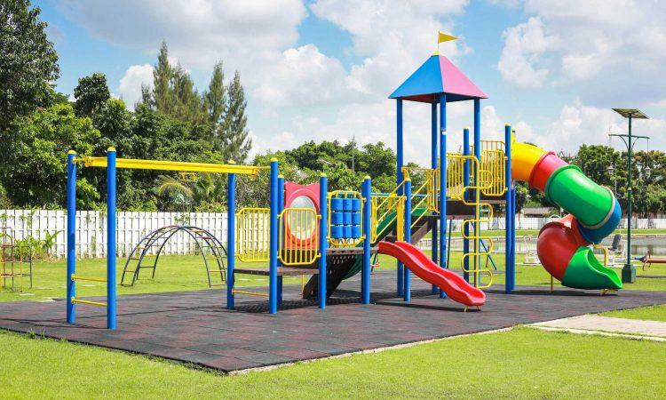 Safety Playground Popular Games