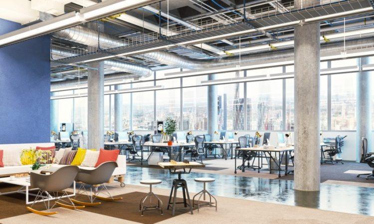 Trendy new office