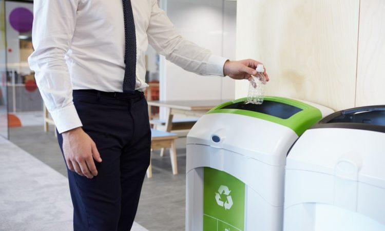 Recyclable Trach Bin
