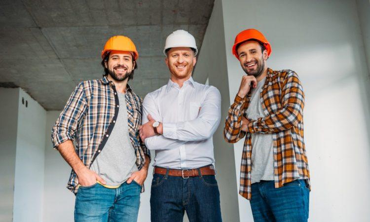 portrait of engineers