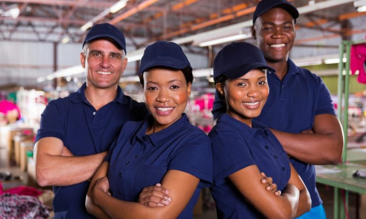 Staff workers