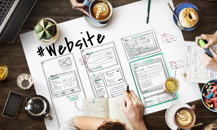website blueprint